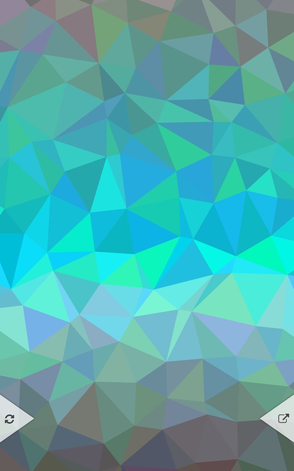 Create Your Own Custom, Polygon-Shaped Wallpapers for Android