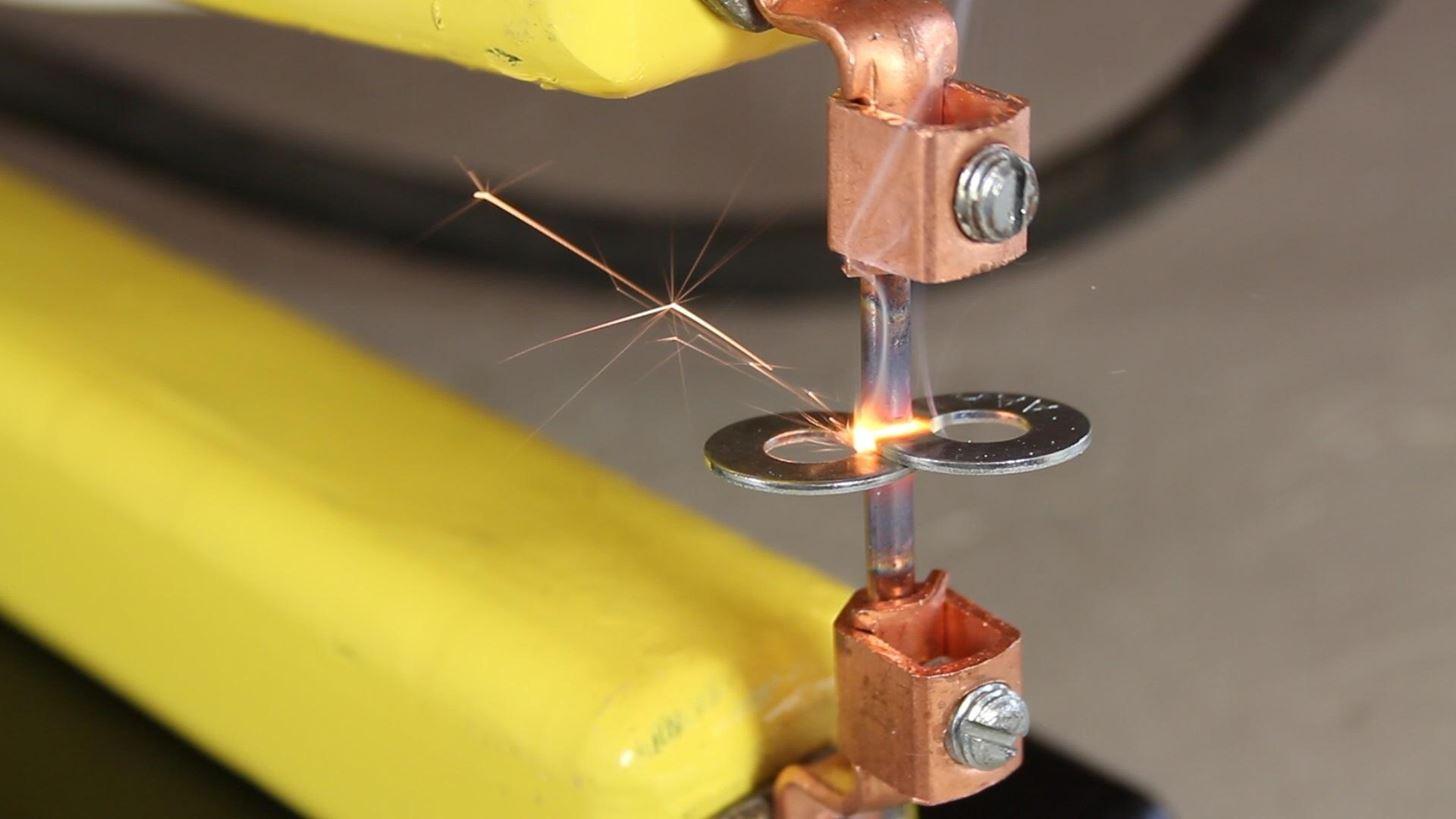 Графитовый электрод для сварки проводов своими руками