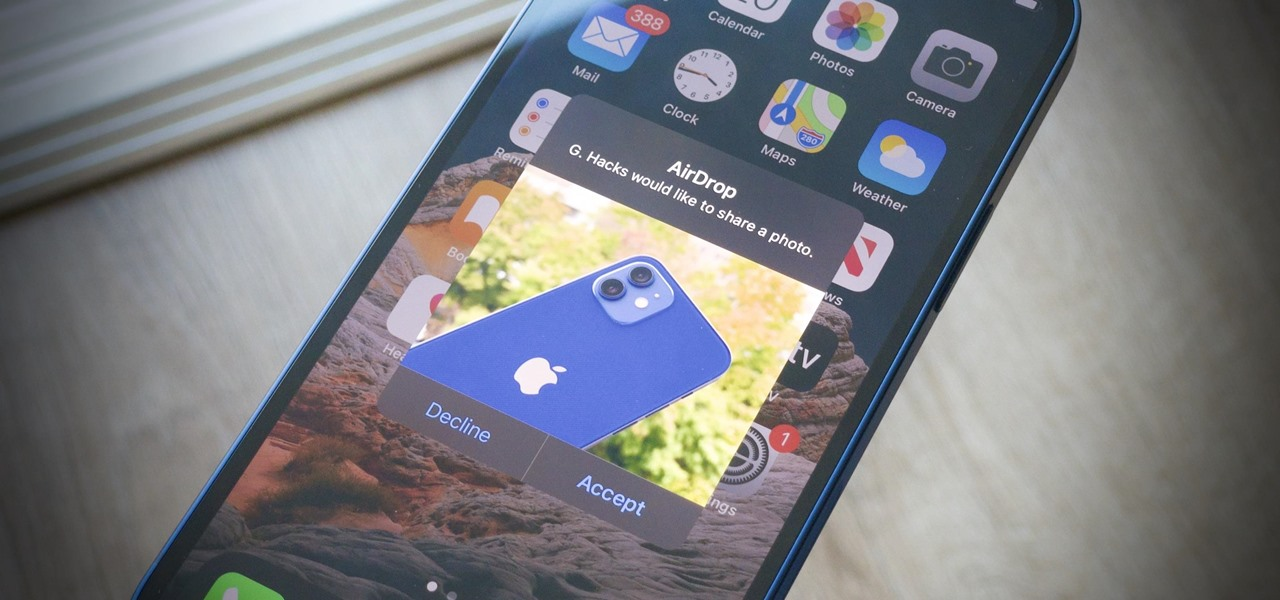 Stop Getting Unwanted AirDrops on Your iPhone from Strangers & Pranksters