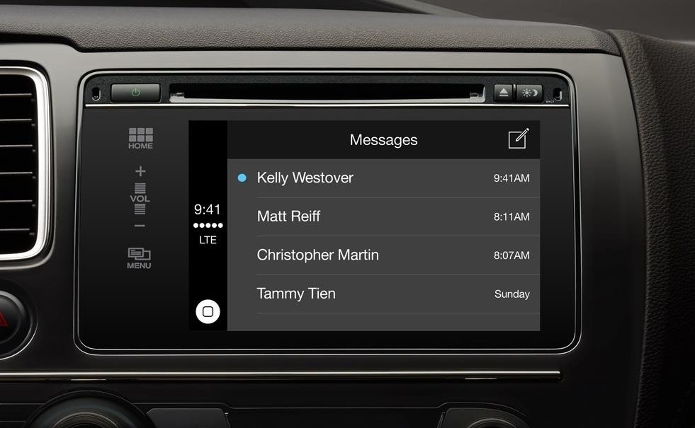Apple's CarPlay Finally Revealed: Here's What You Can Expect