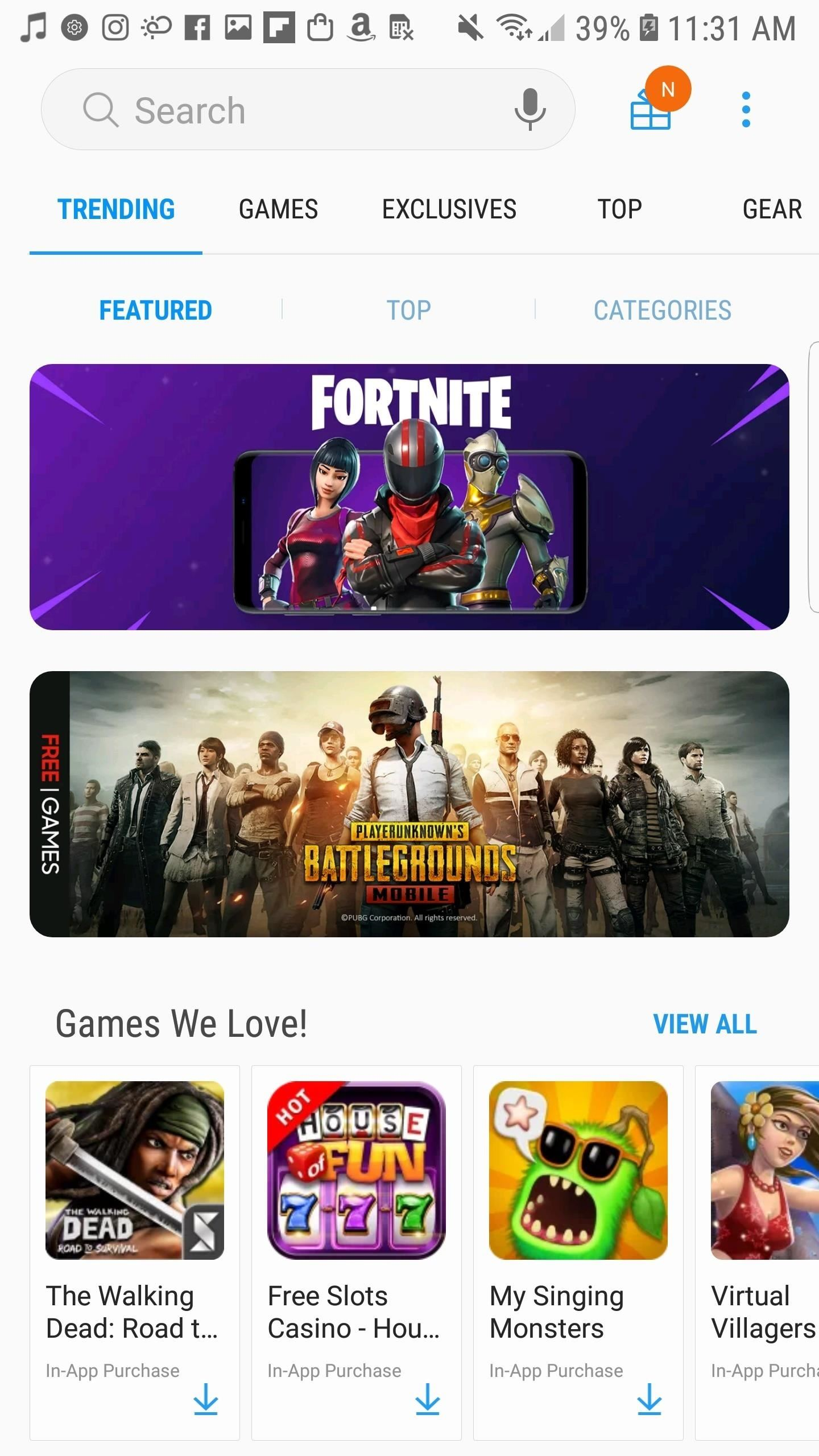 How to Get Fortnite for Android on Your Galaxy S7, S8, S9