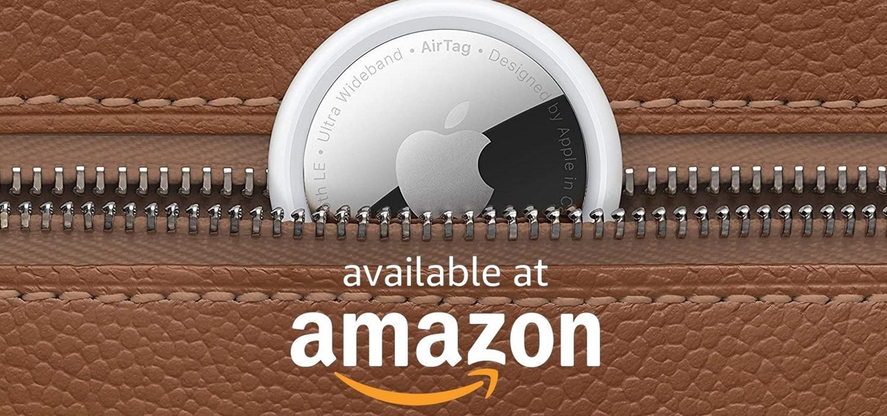 Apple's AirTags Are Ready to Preorder on Amazon & Other Online Stores — Get Some Before They Sell Out!