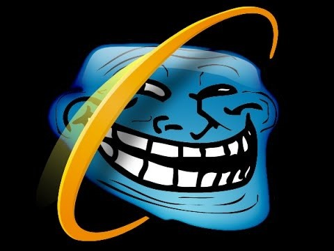 How to Handle Clicking on Internet Explorer by Mistake !