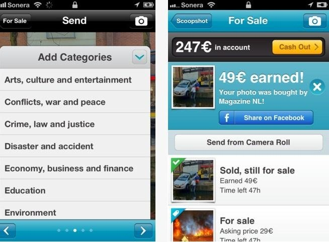 Turn Your Smartphone Pics into Extra Cash with These Android and iPhone Apps
