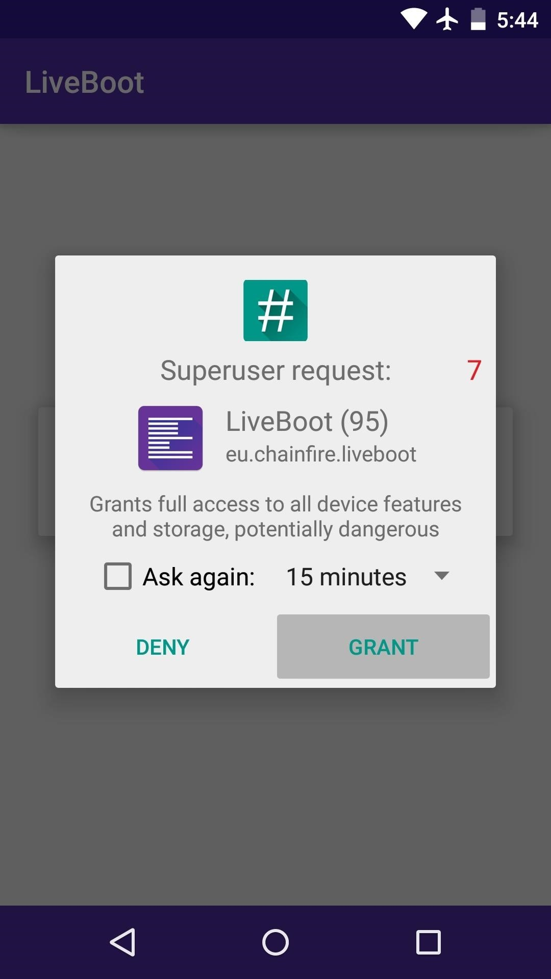 Make Your Android Boot Animation Display a Live Log of Events