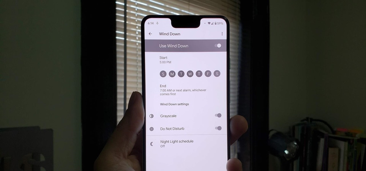 Enable Wind Down Mode on Your Google Pixel to Get Better Sleep at Night