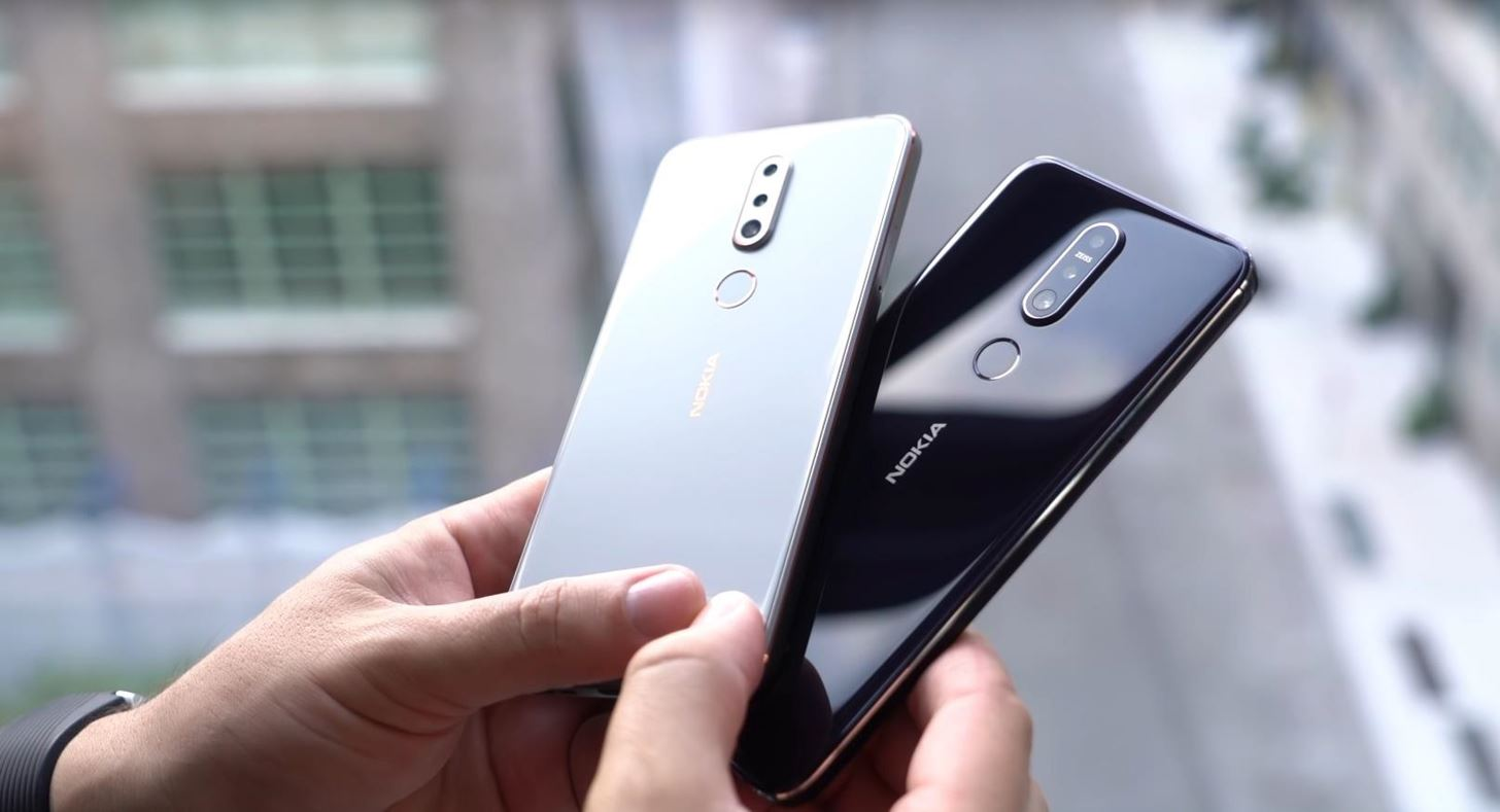 Nokia 7 1 — HDR Screen, Dual Cameras & Soon to Have Android