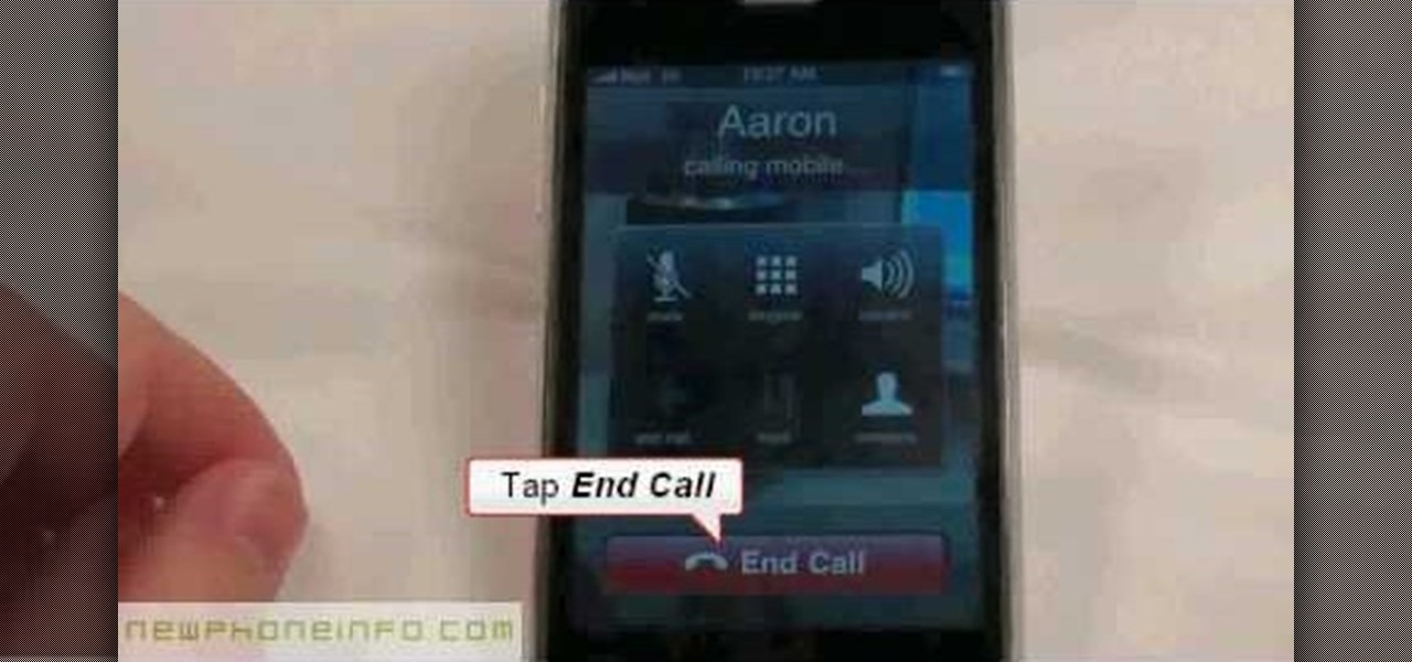 How to Make a phone call with the iPhone « Smartphones ...