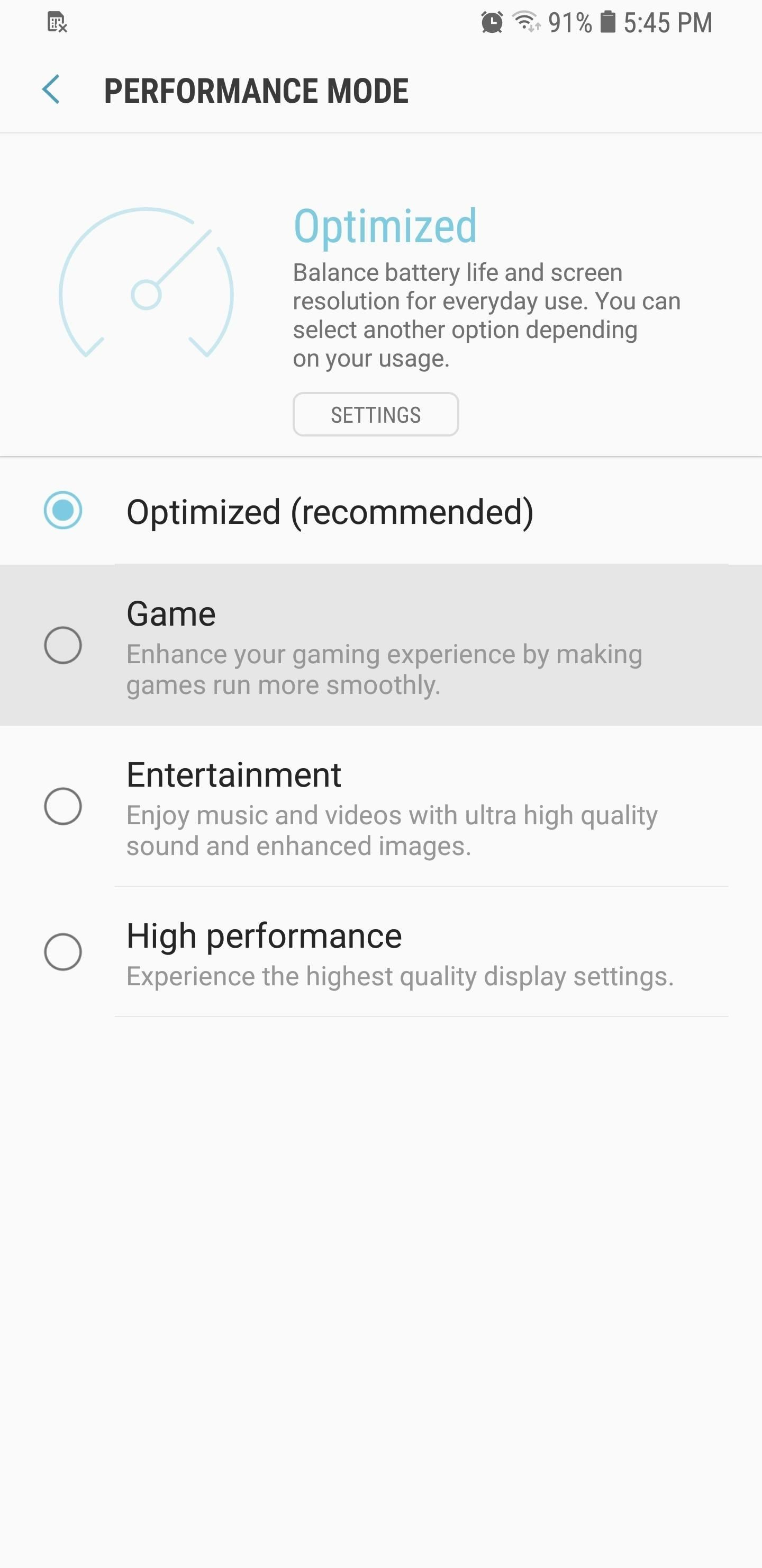 Boost Fortnite performance on Android by changing these settings