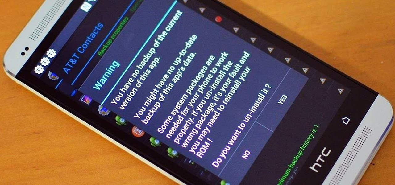Get Rid of Preinstalled Bloatware Apps on Your HTC One