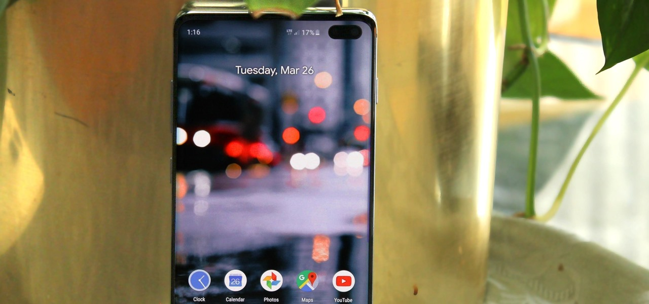 Turn Your Galaxy S10 into a Google Pixel