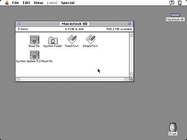 How to Make Yosemite Look More Like Classic, Pre-Mac OS X