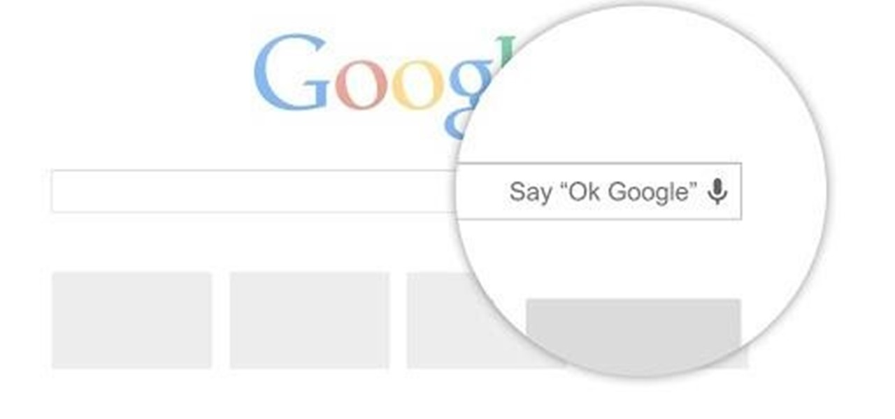how to use the okay google hands free search directly on your