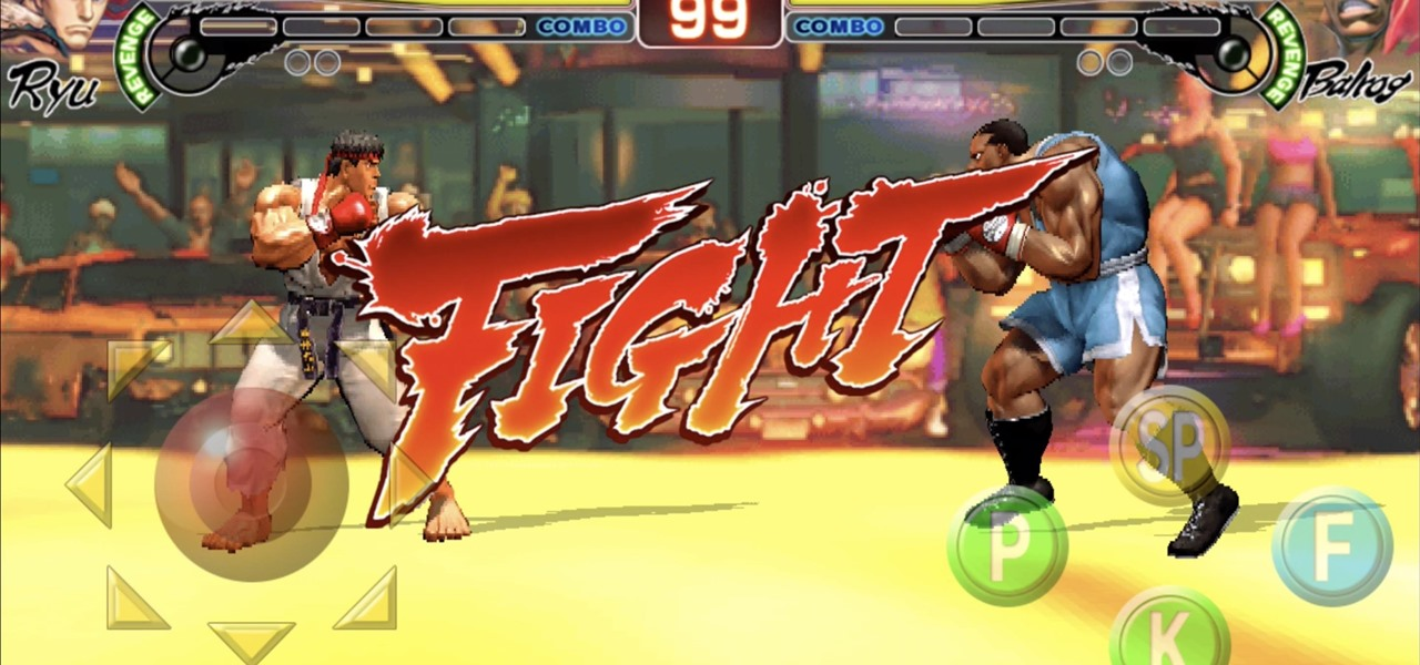 Street Fighter IV Champion Edition Is a Knock Out