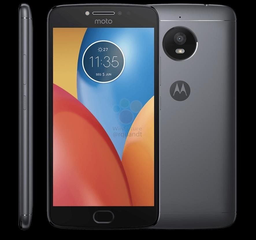 All That Glitters Is Gold … & Blue and Gray According to Leak Revealing Moto E4 & E4 Plus