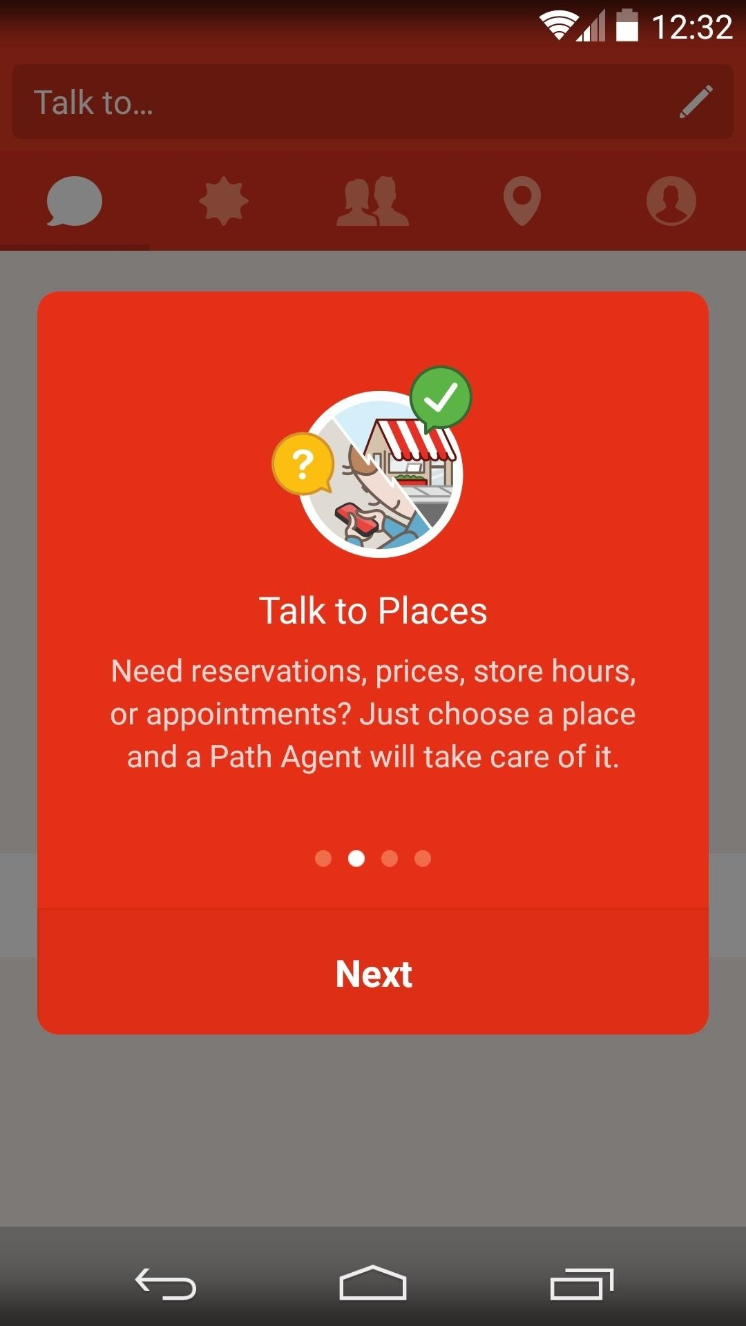 "Path Talk App Lets You ""Text"" Businesses Instead of Calling Them"