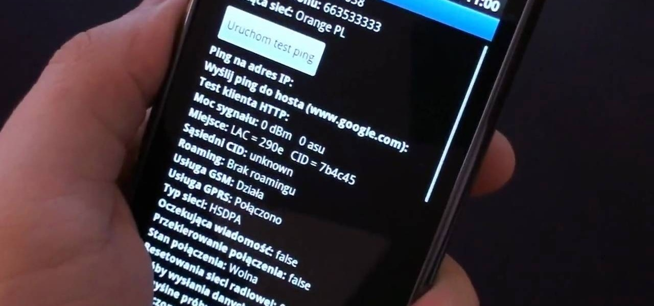 How to Hold Samsung Galaxy S to avoid weak signal ...