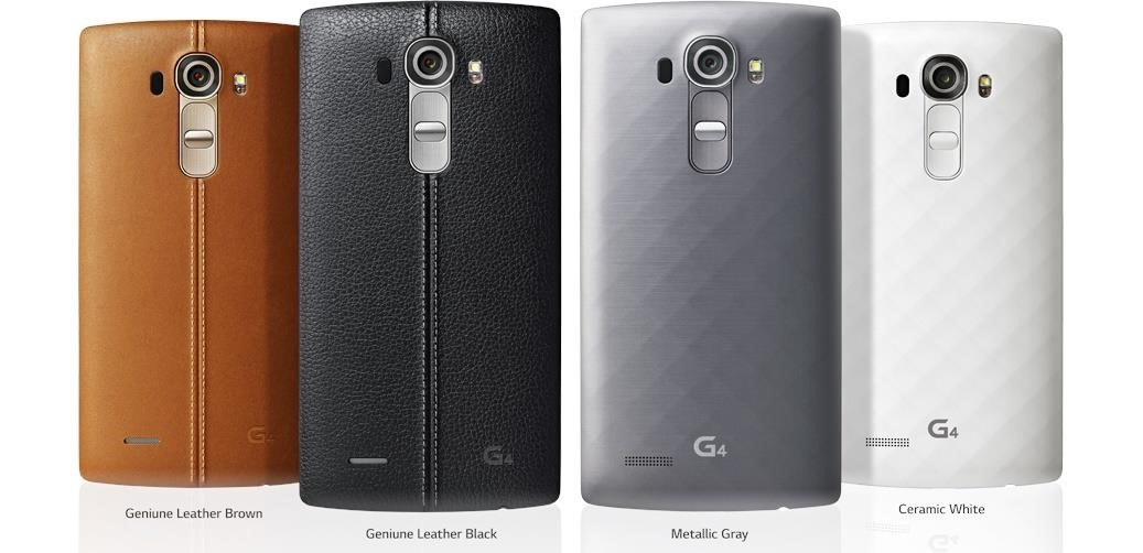 LG's New G4 Flagship Phone: Everything You Need to Know
