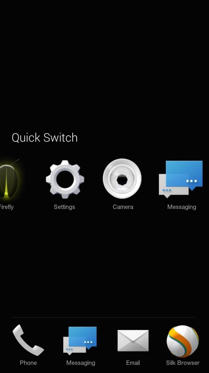 Quickly Close & Switch Apps on the Fire Phone