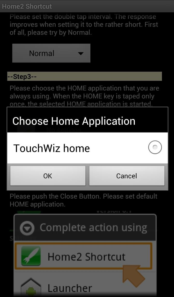 How to Customize the Home Button Shortcut on Your Samsung Galaxy S3 for Any App You Want
