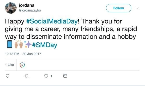 What Is Social Media Day?