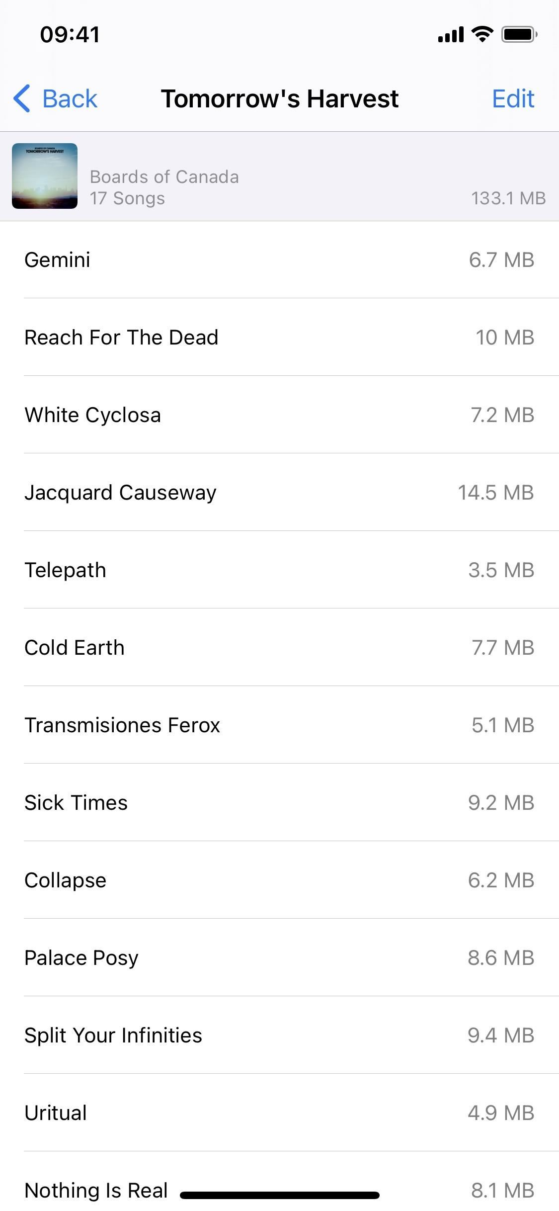 How to Easily View & Delete Music That's Taking Up Storage Space on Your iPhone