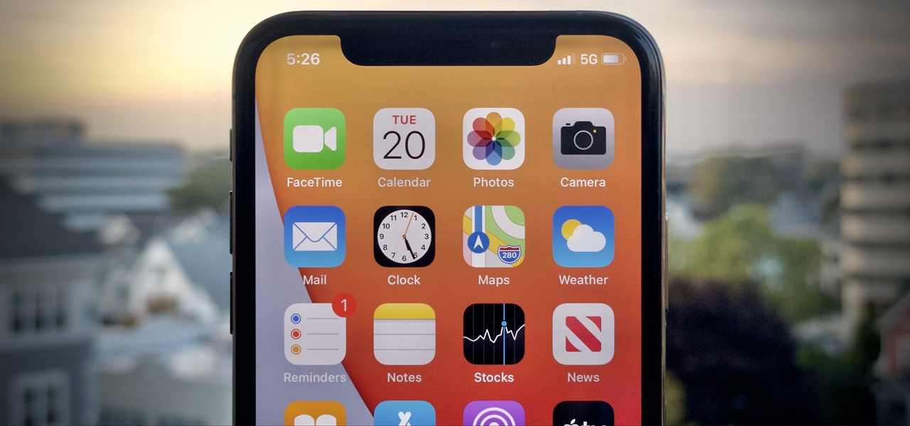 Force Your iPhone 12 or 12 Pro to Use 5G All the Time When 5G Networks Are Available