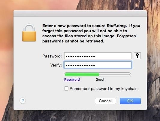 How to Password Protect Folders on Mac for Free with Disk Utility