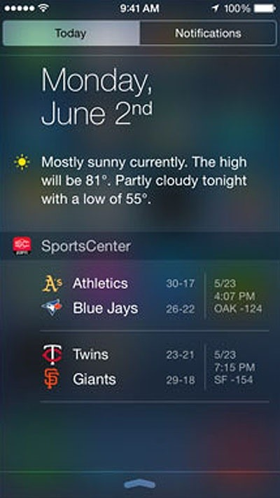 Apple vs. Google: 9 New iOS 8 Features Android Already Had