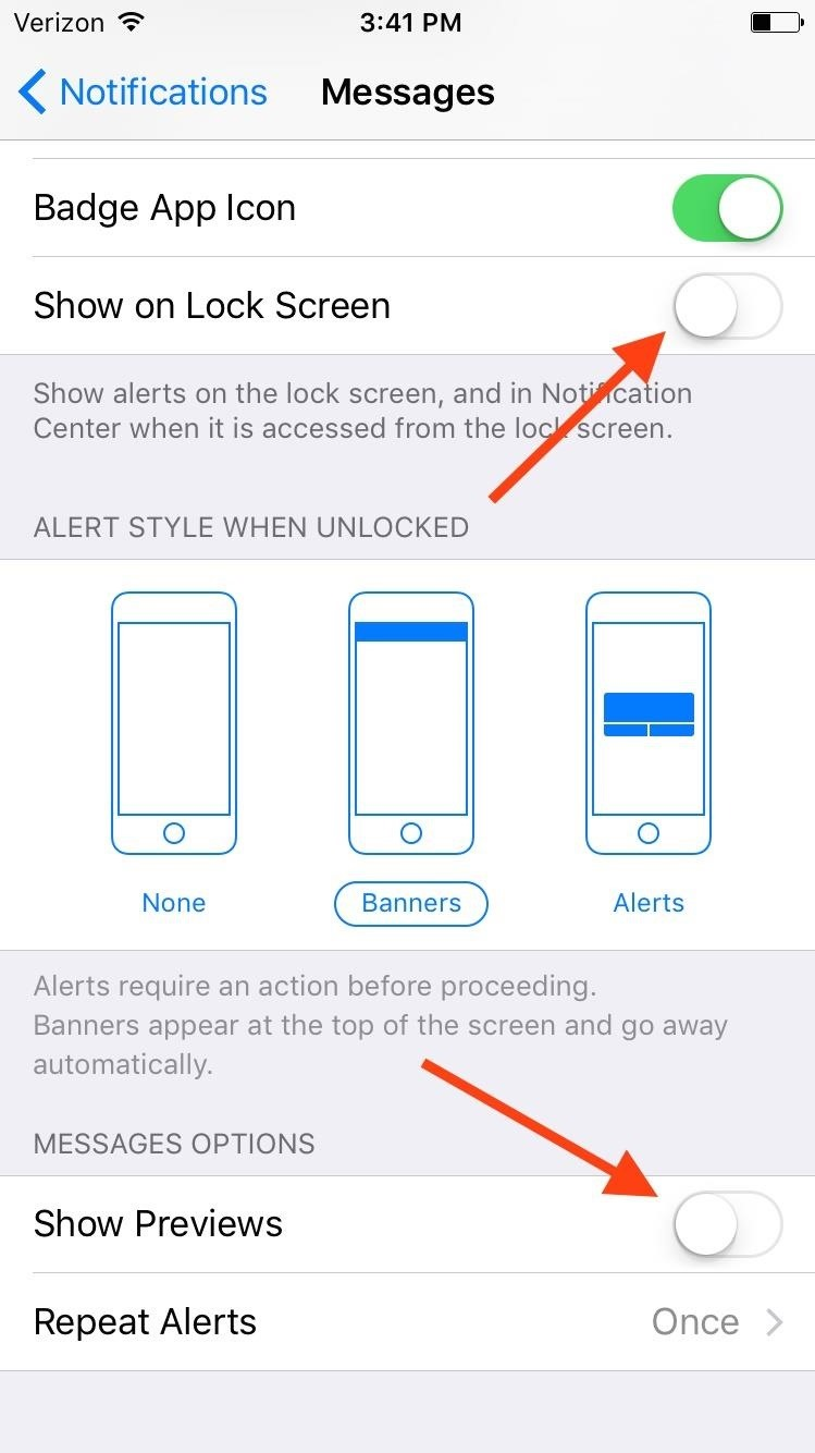 How to Increase Security on Your iPhone's Lock Screen