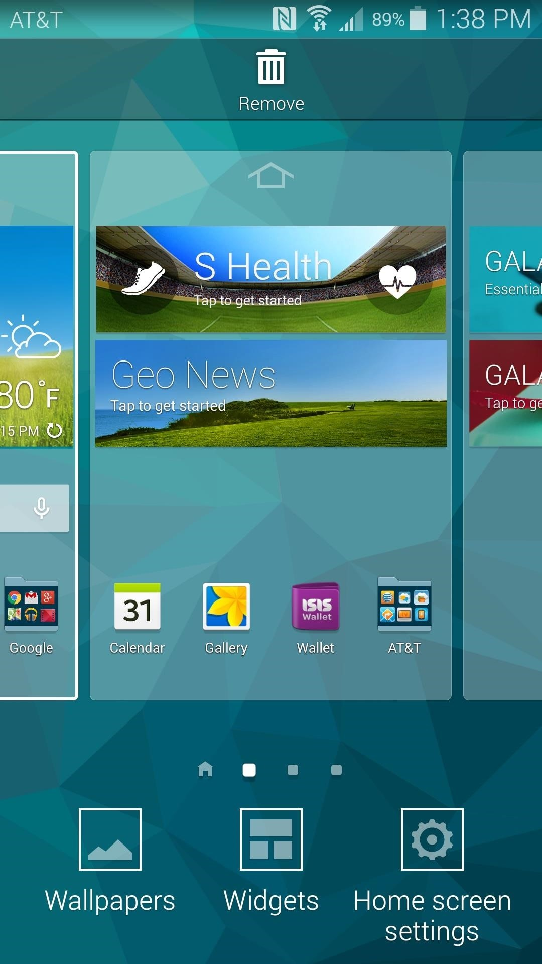 Step 4set Up Launcher Themes & Additional Options How To Theme Touchwiz On  Your Samsung Galaxy