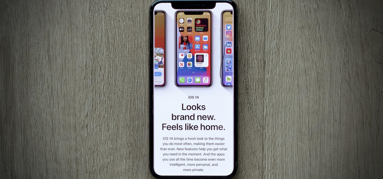Download & Install iOS 14 on Your iPhone via Update or Restore Image