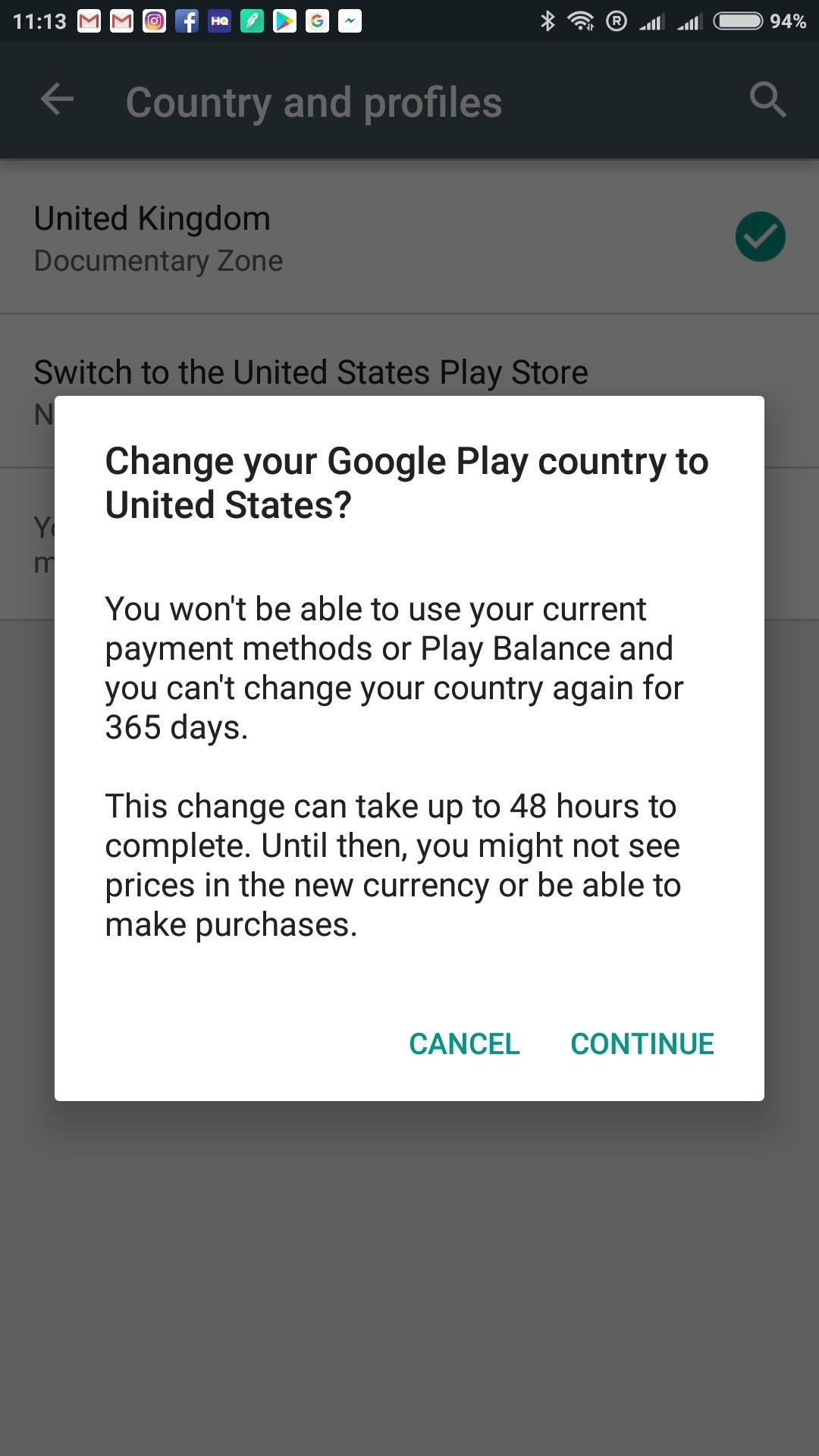 How to Easily Change Your Play Store Country to Download