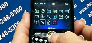 Perform a master reset on a BlackBerry Curve
