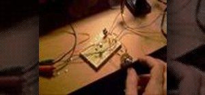 Build a laser diode driver