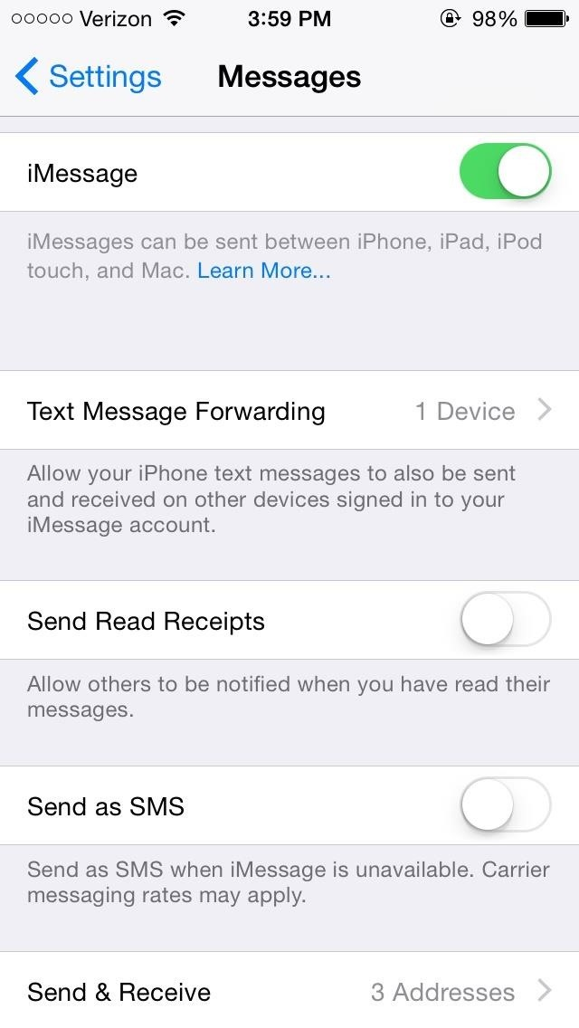 Apple's iOS 8.1 Update Gives iPhones Everything That iOS 8 Promised