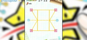 Beat level 1-28 of Slice It! for the iPad