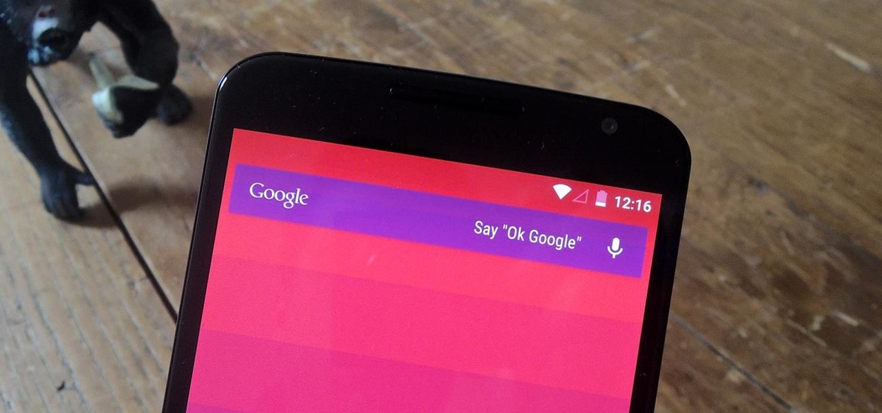 Customize or Remove the Home Screen Search Bar in the Google Now Launcher