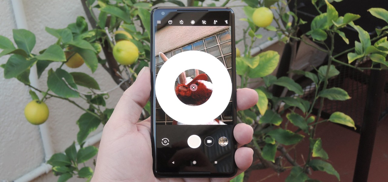 Front Facing Flash in Any Android Camera App