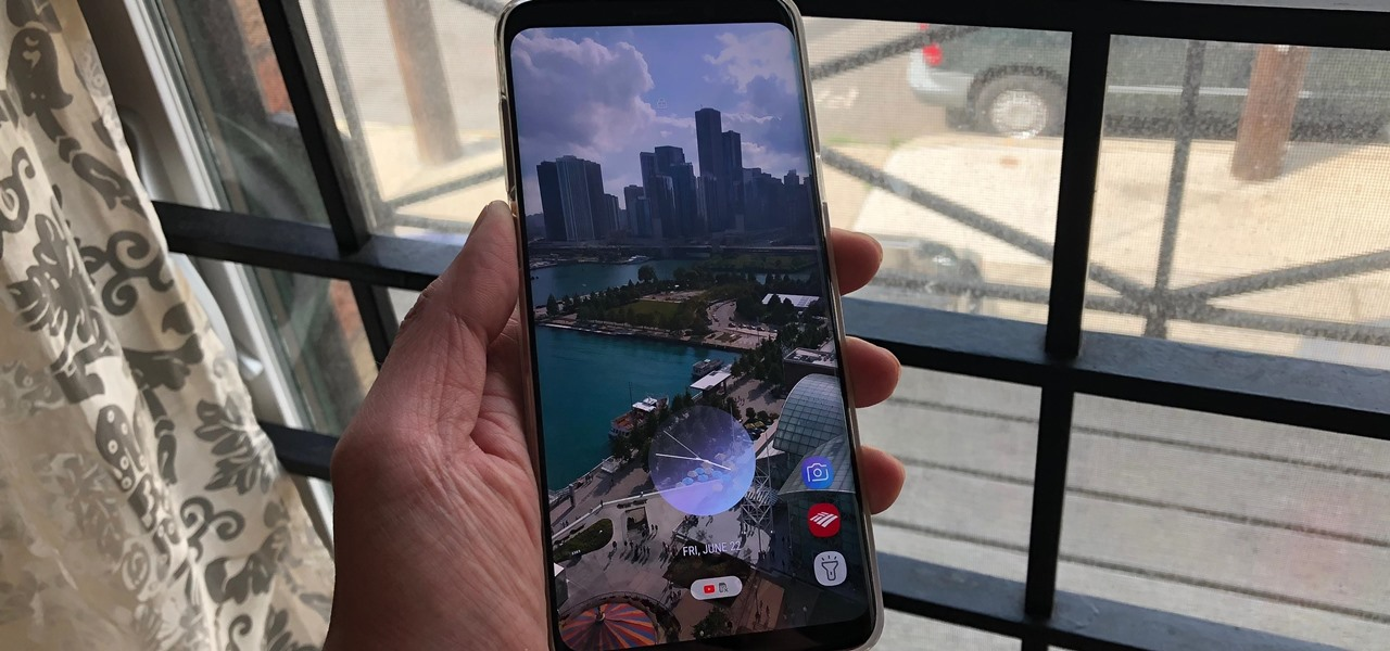 Completely Revamp the Lock Screen on Your Galaxy S8 or S9
