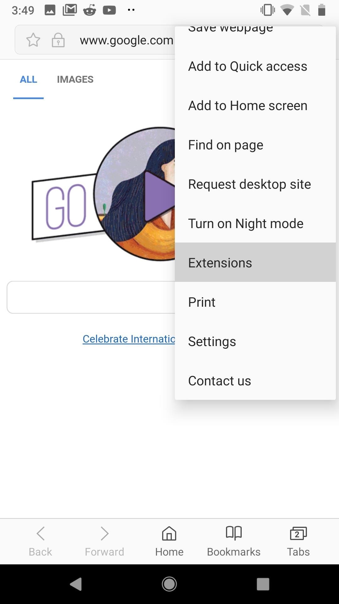 Samsung Internet 101: How to Use Extensions to Block Ads, Scan QR