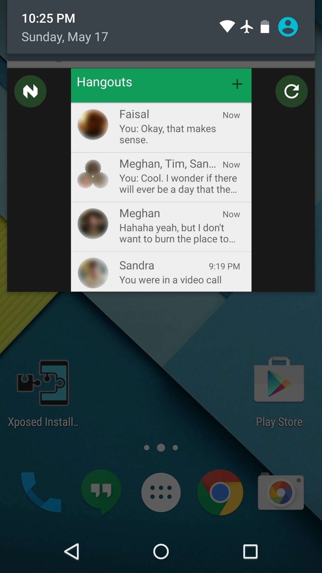 How to Add Custom Widgets to the Lock Screen on Android Lollipop