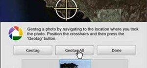 Geotag Picasa photos in Google Earth