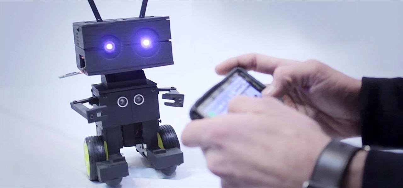 DIY 3D-Printed Arduino Robot