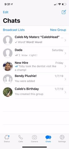 Broadcast a Message to Multiple WhatsApp Contacts Individually at the Same Time