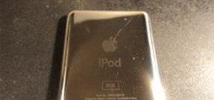 Polish And Buff An iPod