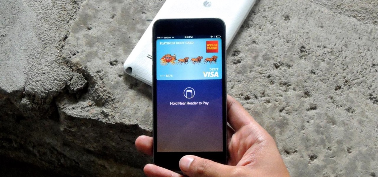 how to pay with apple pay on iphone 6