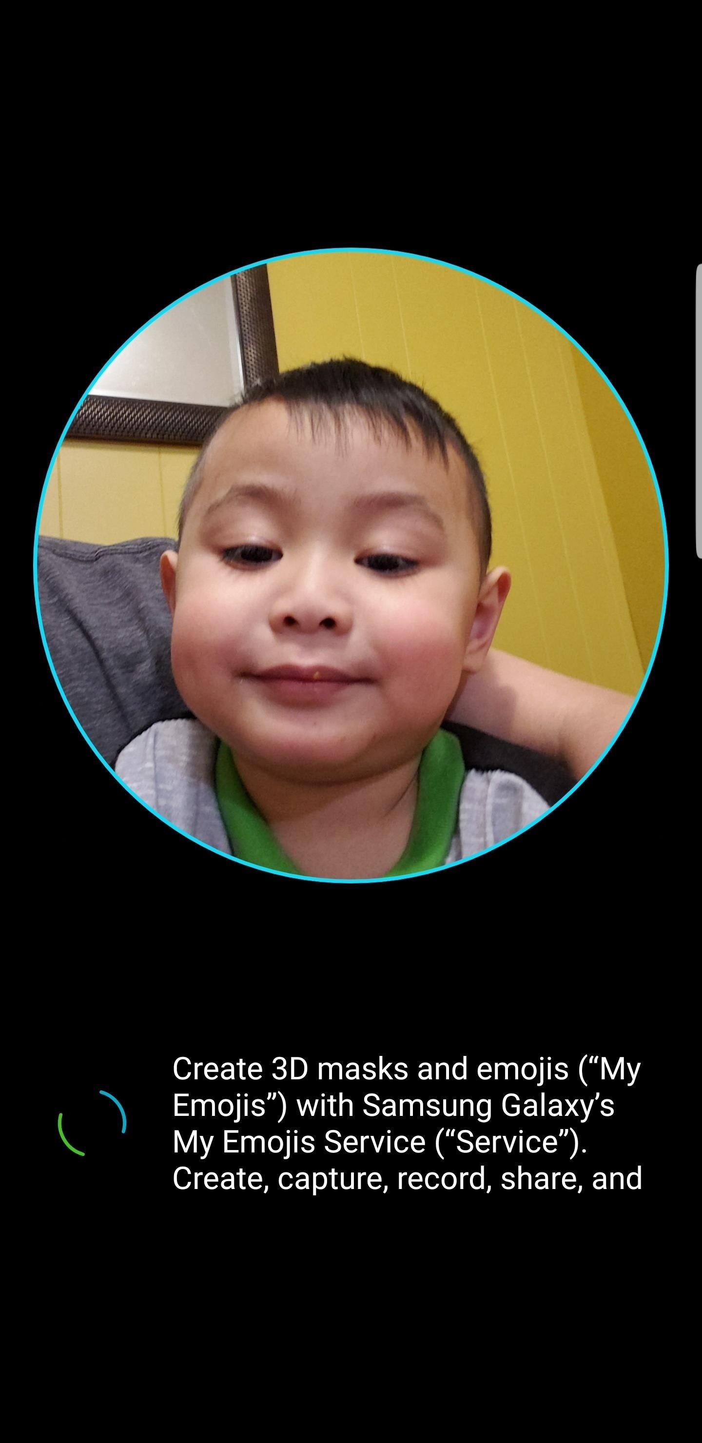 How to Make an AR Emoji with the Galaxy S9