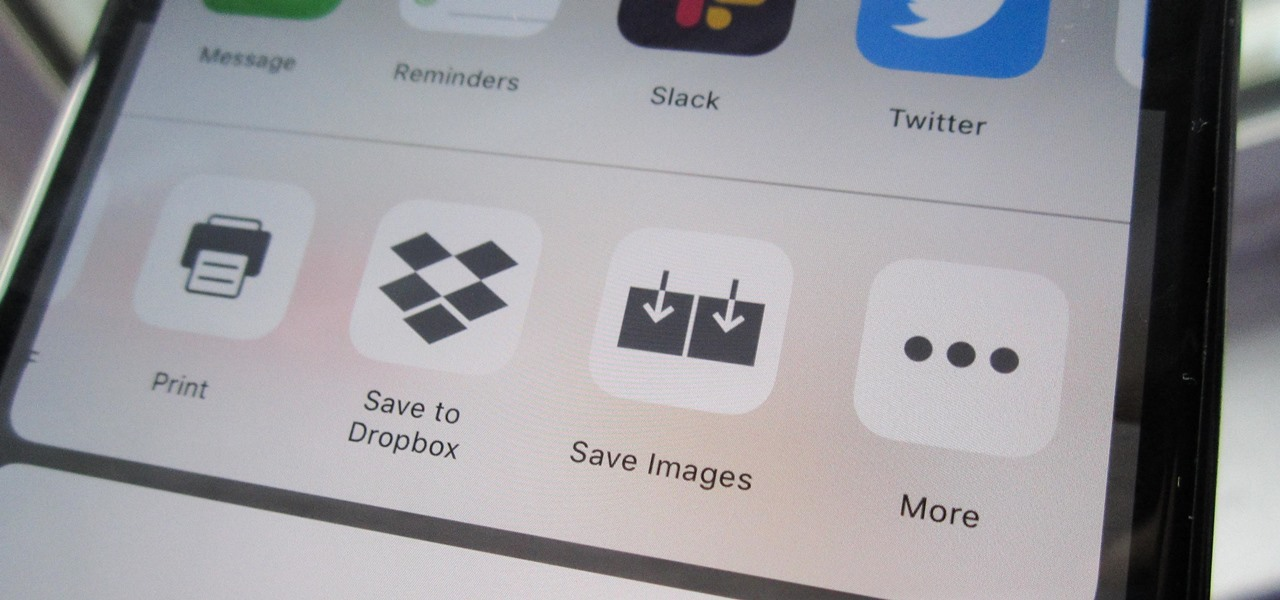 Download Images on Your iPhone When a Site on Safari Won't Let You