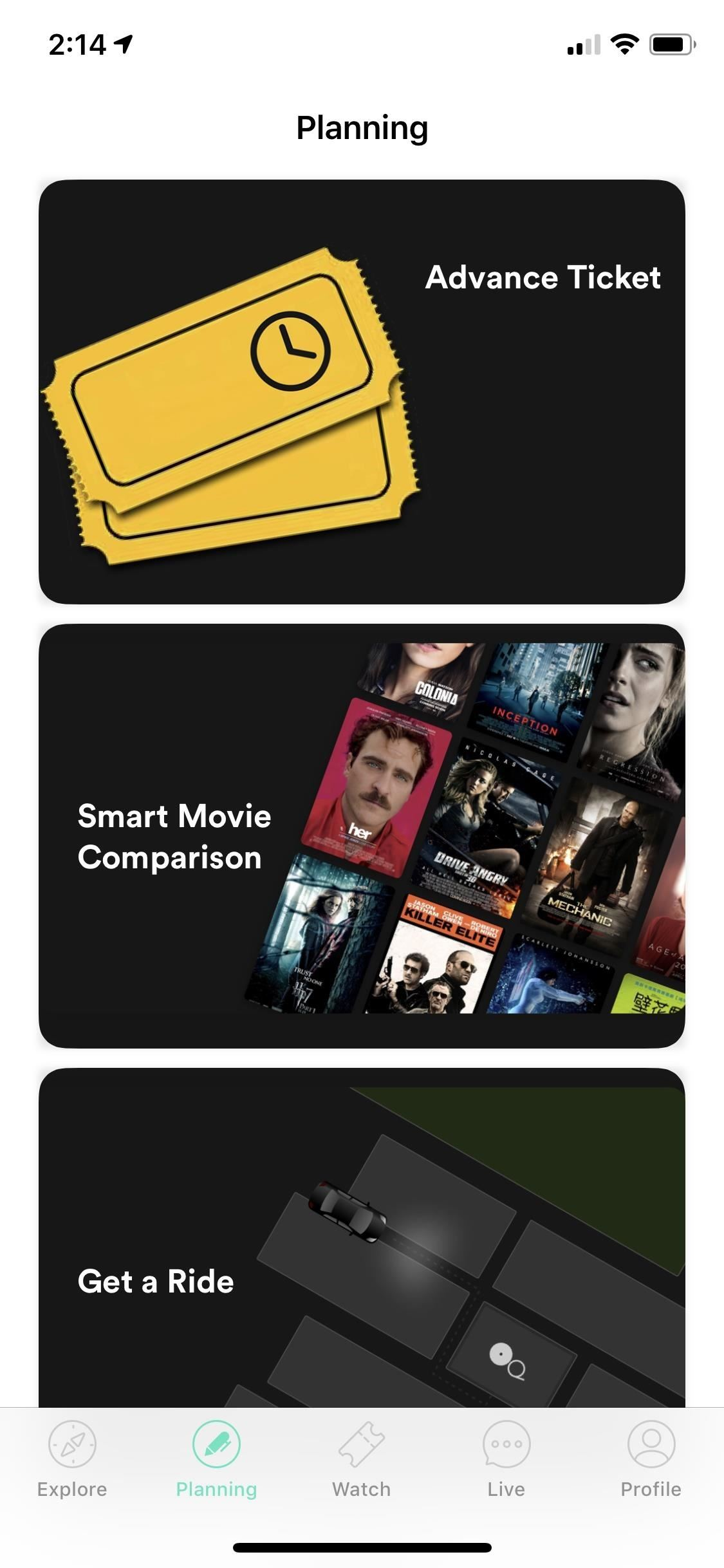 Sinemia Is MoviePass with More Viable Ticket Subscription Options